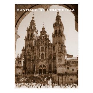 Postal Santiago de Compostela