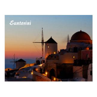 Postal Santorini