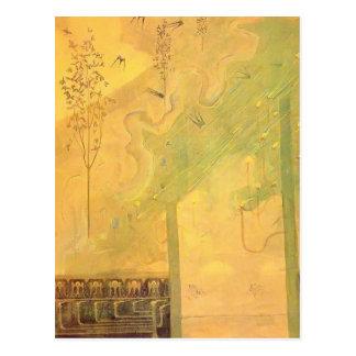 Postal Scherzo de Mikalojus Ciurlionis- (sonata del