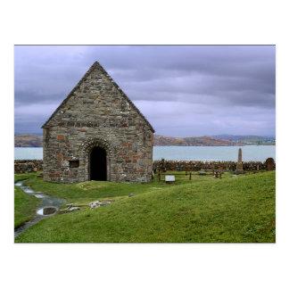 Postal Scotland (UK) - St Oran' s Chapel Iona