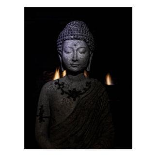 Postal Sea la luz en el mundo, Buda
