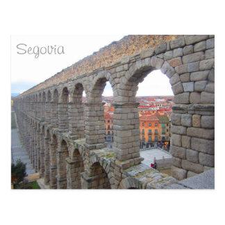 Postal Segovia, España