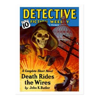Postal semanal de la ficción detective