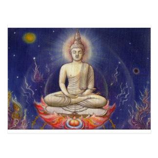 Postal Señor Gautama Buddha
