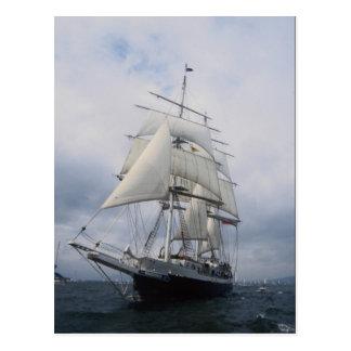 "Postal Señor Nelson"", nave alta"