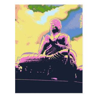 Postal Serie de Dharma Buda
