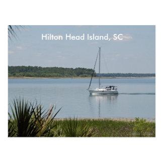 Postal Serie de Hilton Head