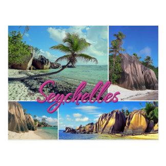 Postal Seychelles