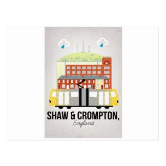 Postal Shaw y Crompton
