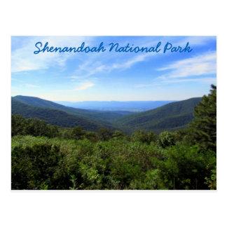 Postal Shenandoah Valley