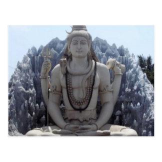 Postal SHIVA - Señor Himalayan de la PAZ