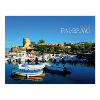 Postal Sicilia - Palermo - Trabia