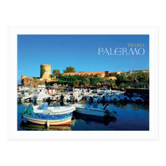 Postal Sicilia - Palermo - Trabia (enmarcados)