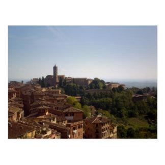 Postal Siena