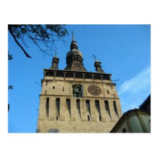 Postal Sighisoara, Clocktower