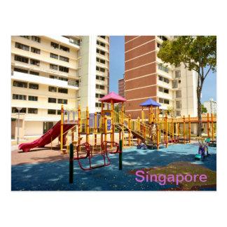 Postal Singapur