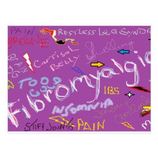 Postal Síntomas del Fibromyalgia