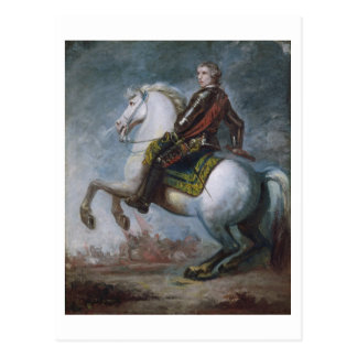 Postal Sir Jeffrey Amherst (1717-97) c.1768 (aceite en