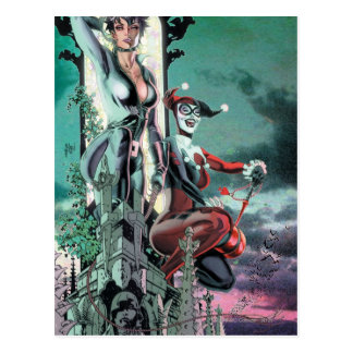 Postal Sirenas Cv12_R1 de Gotham City