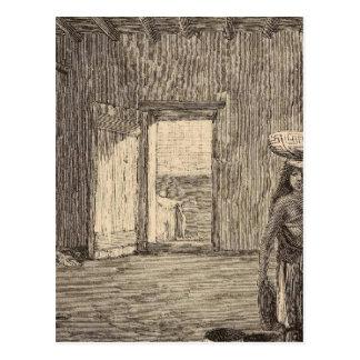Postal Sitio de Zuni