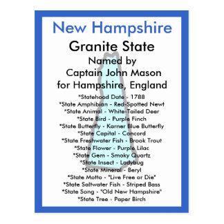 Postal Sobre New Hampshire