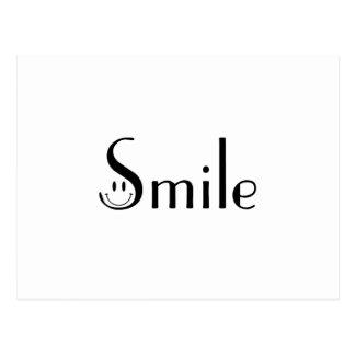 Postal Sonrisa
