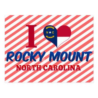 Postal Soporte rocoso, Carolina del Norte