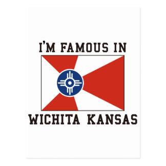 Postal Soy famoso en Wichita Kansas