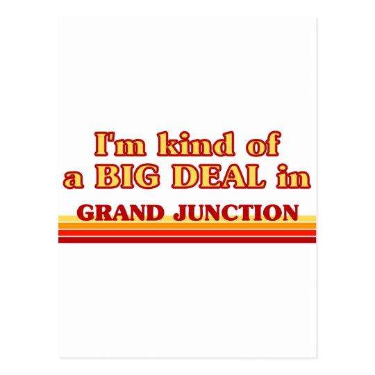 Postal Soy un poco una GRAN COSA en Grand Junction