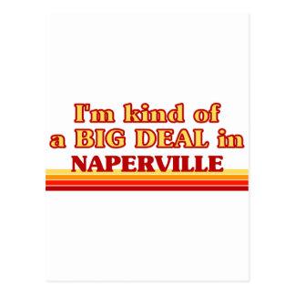 Postal Soy un poco una GRAN COSA en Naperville
