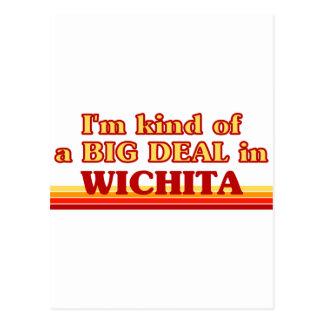Postal Soy un poco una GRAN COSA en Wichita