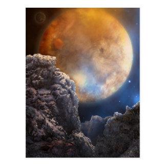 Postal Spacerock IV: Planeta solo