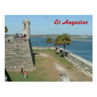 Postal St Agustine