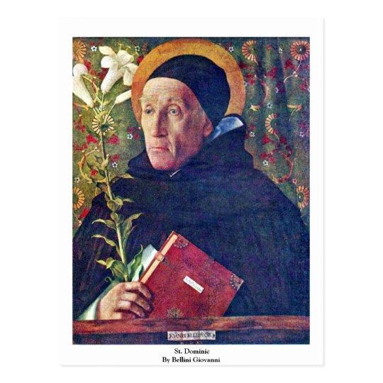 Postal St Dominic de Bellini Juan