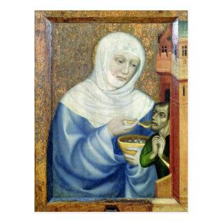 Postal St. Elizabeth de Hungría