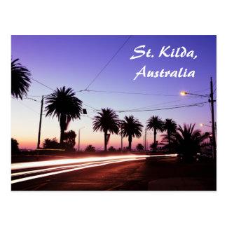 Postal St. Kilda, Australia