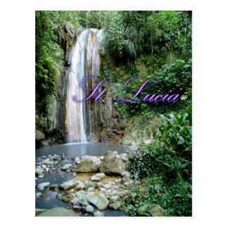 Postal St Lucia