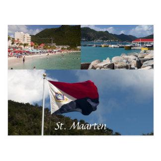 Postal St. Maarten