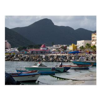 Postal St. Maarten Harborside