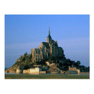 Postal St Miguel, la Mancha, Normandía, Francia de Mont