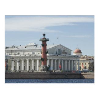 Postal St Petersburg