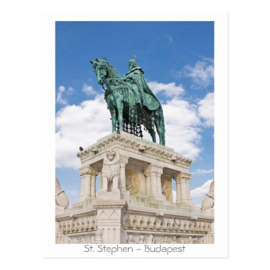 Postal St Stephen - Budapest