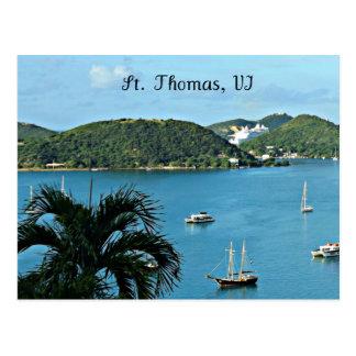 Postal St Thomas, VI