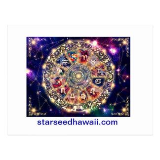 Postal starmap, starseedhawaii.com