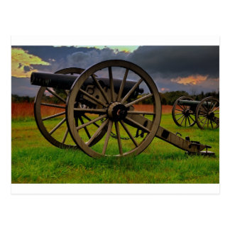 Postal Stom sobre el campo de batalla