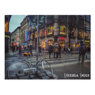 Postal Streetview dinámico de Estocolmo, Suecia