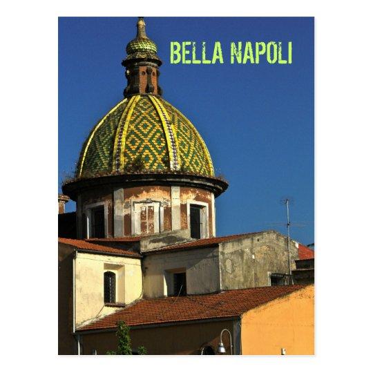 Postal Suburbios de Napoli, Italia