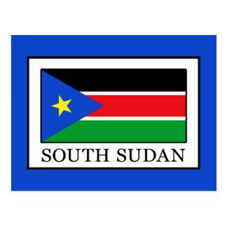 Postal Sudán del sur