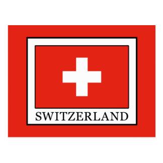 Postal Suiza