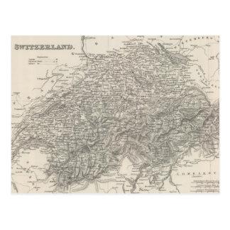 Postal Suiza 15